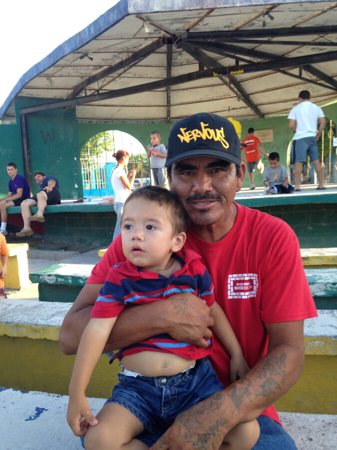 juan and son