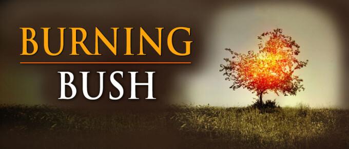 Moses Part 2: Burning Bush