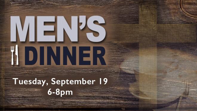 Men's Dinner