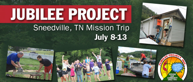 Sneedville Mission Trip 2018