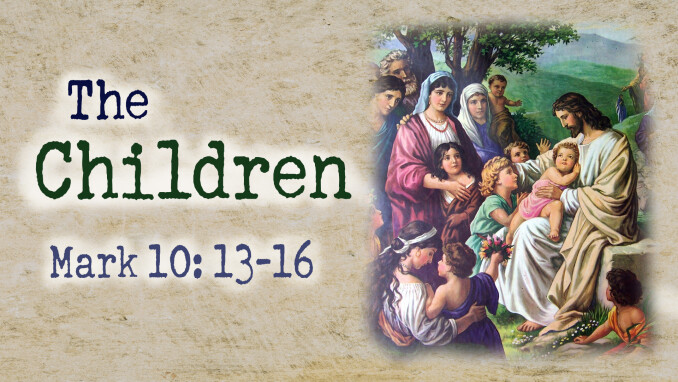 Sacred Character: The Children