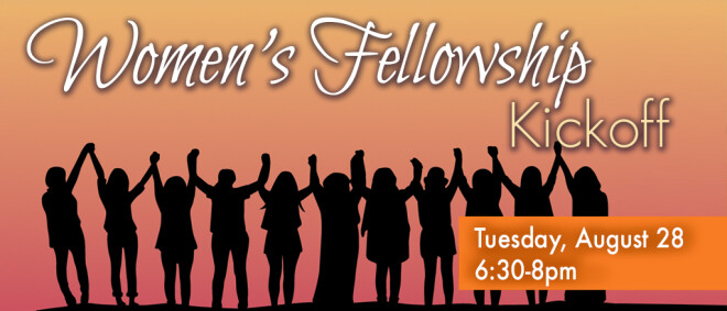 Women's Fellowship Kickoff