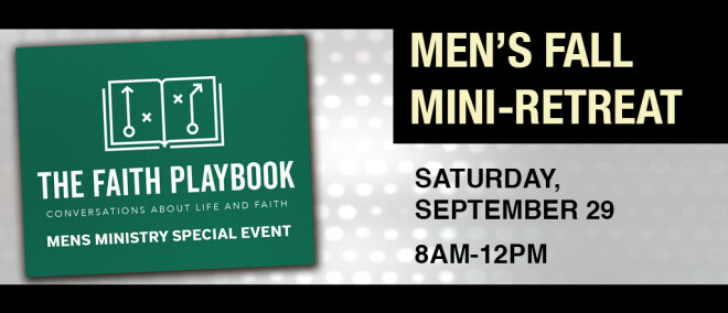 Men's Mini Retreat