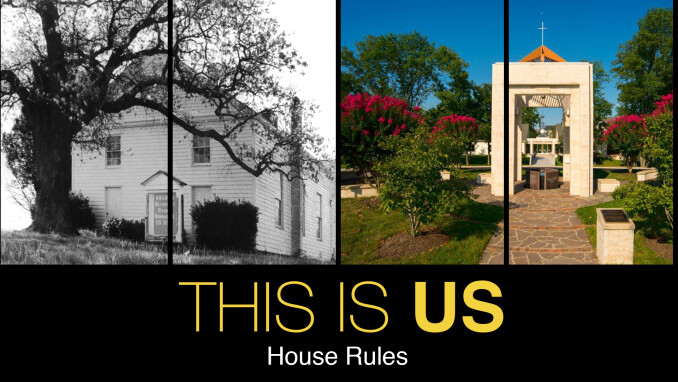 This is Us: House Rules