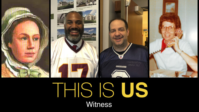 This is Us: Witness