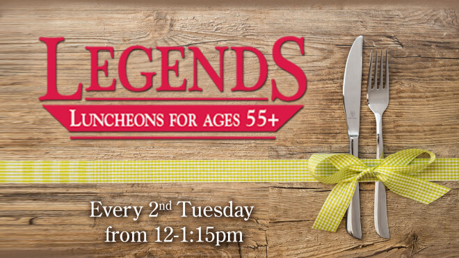 Legends Lunch (Online Only)