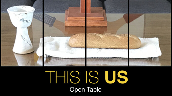 This is Us: Open Table
