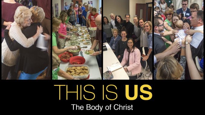 This is Us: The Body of Christ