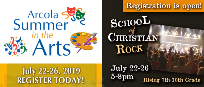 Summer in the Arts/School of Christian Rock Camps