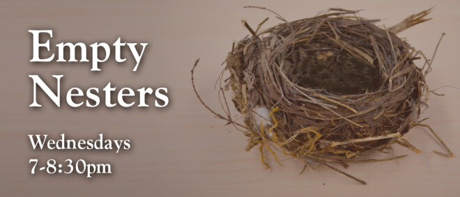 Empty Nesters Co-Ed Group-Online Only