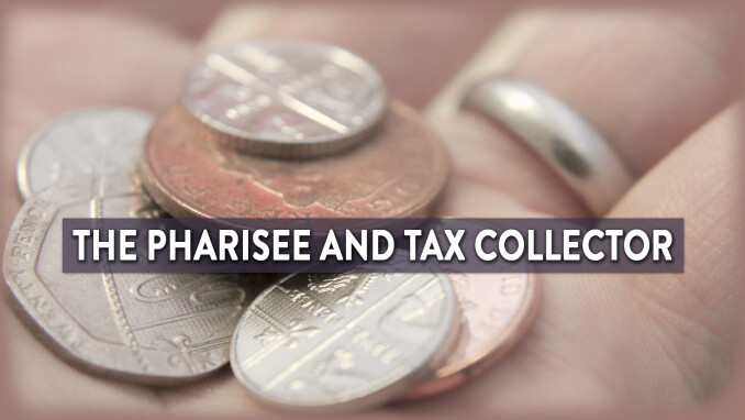 Short Stories, Big Lessons: The Pharisee and the Tax Collector