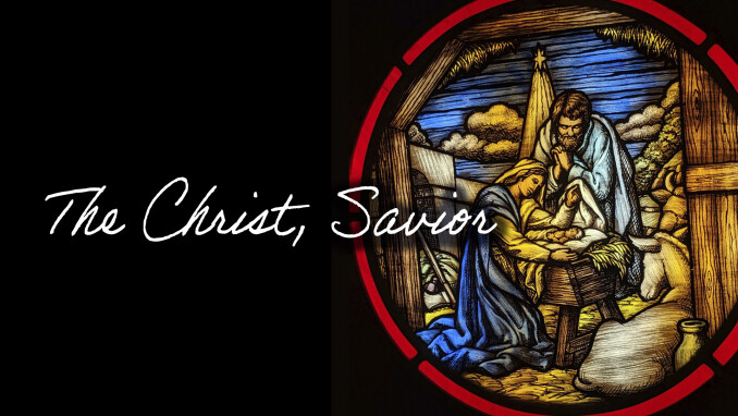 Who Do You Say I Am? The Life of Christ