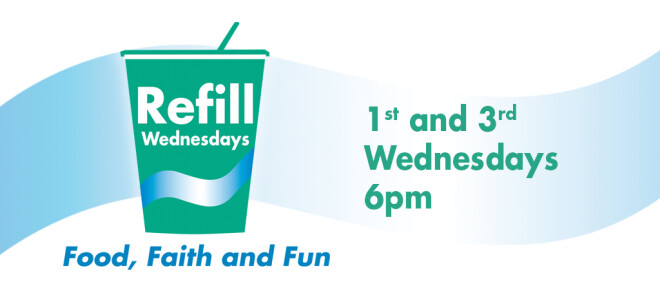 Refill Wednesdays