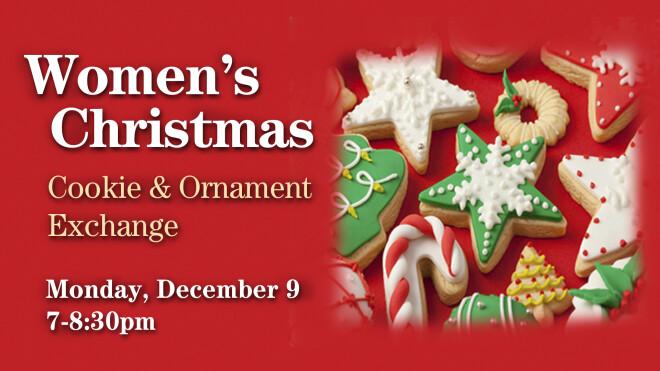 Cookie & Ornament Exchange