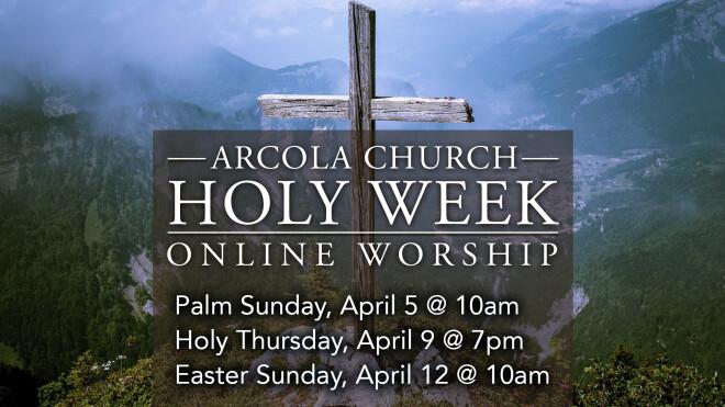 Holy Thursday Worship