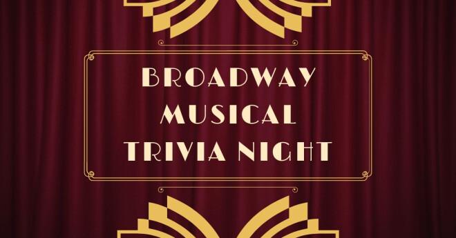 Virtual Broadway Musical Trivia Night