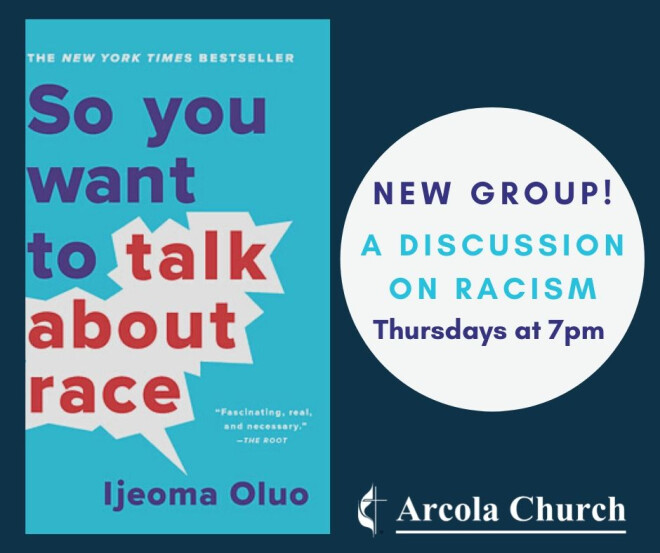 Virtual Book Study on Racism