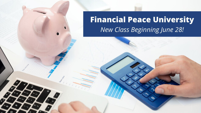 Financial Peace University Info Meeting