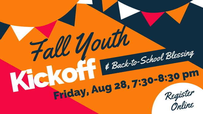 Youth Fall Kickoff