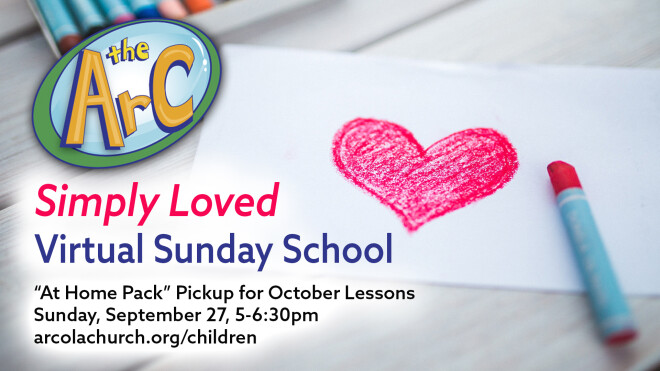 Sunday School At Home October Pack Pickup