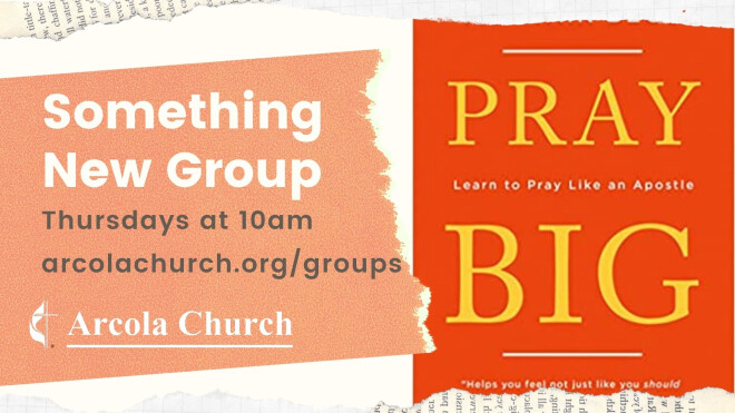 Pray Big Group