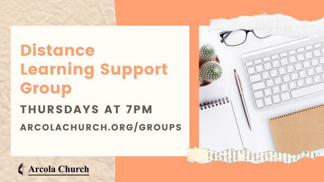 Distance Learning Support Group for Parents