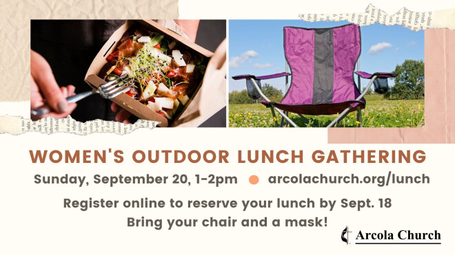 Women's Outdoor Lunch Gathering