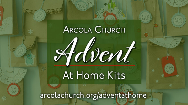 Advent at Home Kit Pickup