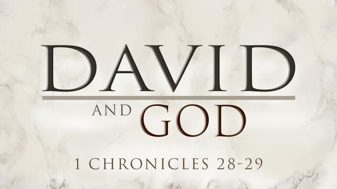 David and God