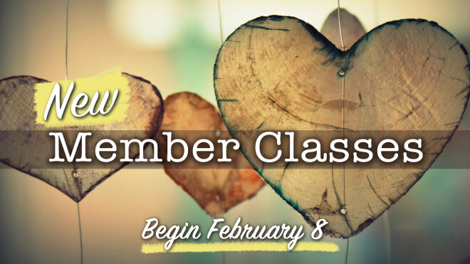 Winter New Member Class