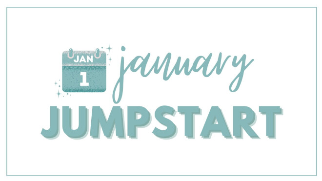 Women's January Jumpstart: 5 Lessons from Genesis