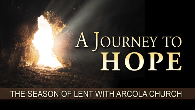 A Journey to Hope: A Prayer in the Garden