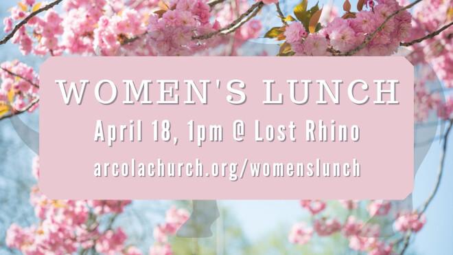 Women's Luncheon at Lost Rhino