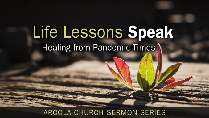 Life Lessons Speak: How Will We Move Forward?